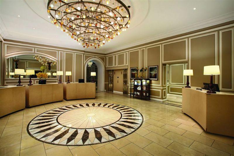 The Waldorf Astoria Hotel Edinburgh Von Essen Hotels