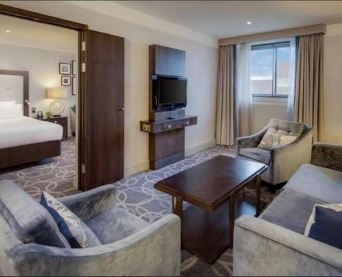 Hilton Glasgow Suite