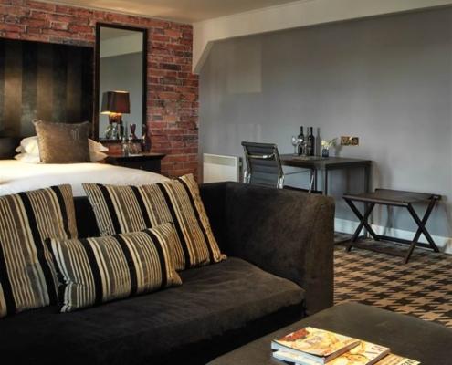 Malmaison Newcastle Suite