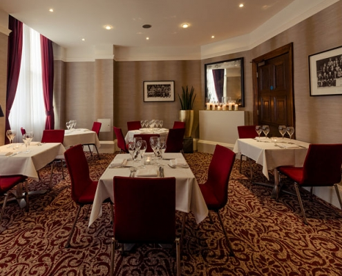 meeting room facilities at the Leopold