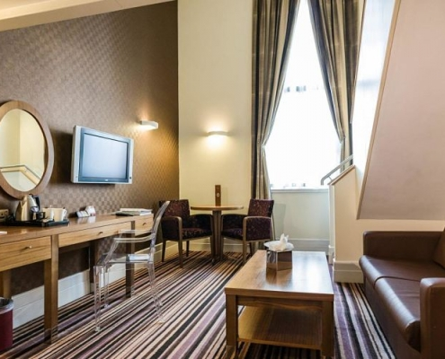 Suite at the Leopold